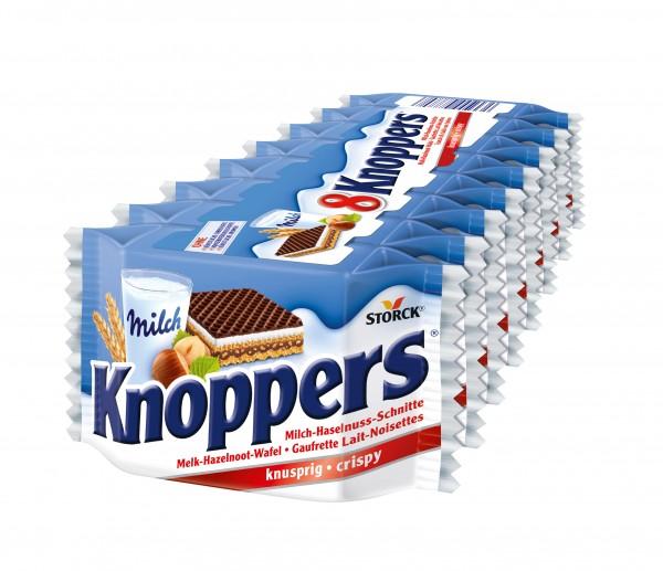 Knoppers 8er, 200g