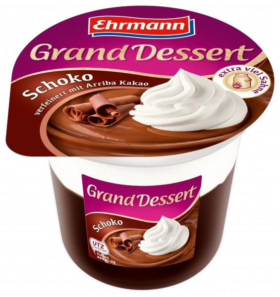 Ehrmann Grand Dessert Schoko 200g