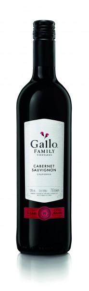 GALLO CALIF.CAB.- SAUVIGN. 0,75L