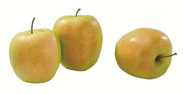 "Apfel ""Golden Delicious"", Stück"
