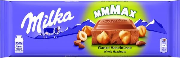 Milka ganze Haselnuss, 270g