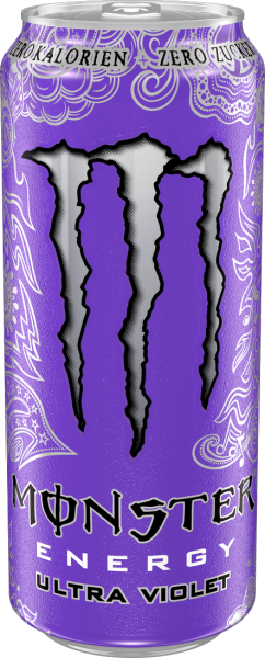 Monster Energy Ultra Violett, 0,5L