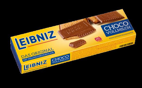 Leibniz Choco Vollmilch Kekse, 125g