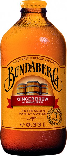 Bundaberg Ginger Brew, 0,33L