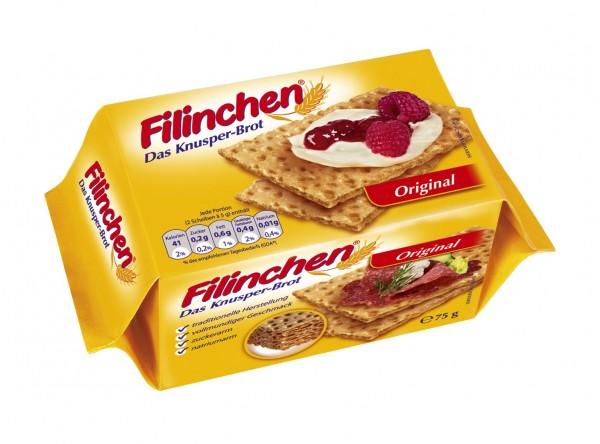Filinchen Das Knusper-Brot, 75g