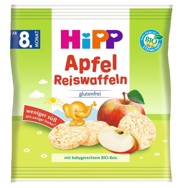 BIO HIPP Apfel Reiswaffeln 30g