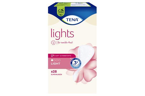 Lights by Tena Discreet Slipeinlagen 28ST
