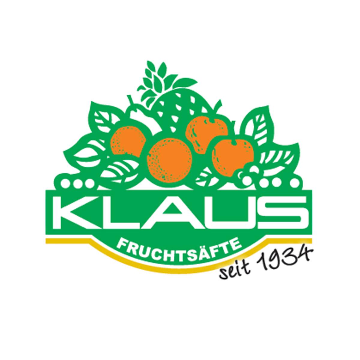 Klaus Fruchtsäfte Logo