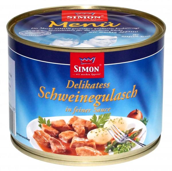 SIM.SCHWEINE- GULASCH 500G