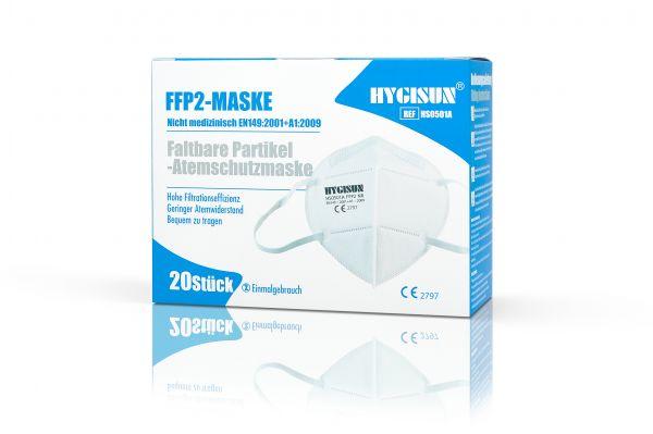 FFP2-Masken 20er Packung