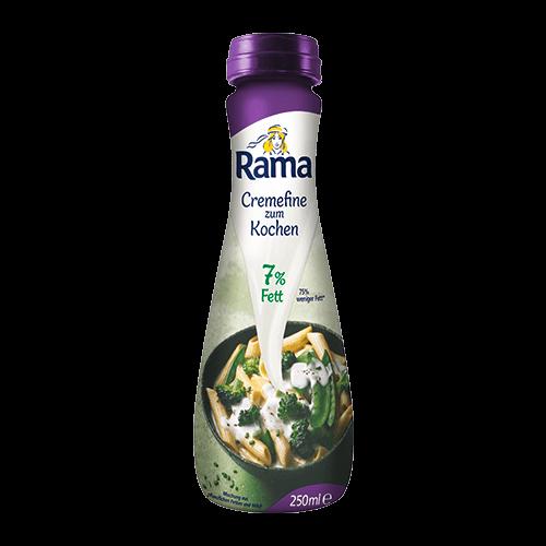 RAMA CREMEFINE KOCHEN 7% 250ML