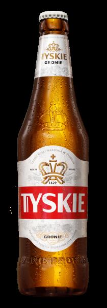 Tyskie Bier 0,5L