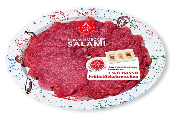Wiltmann Feinschmecker Salami, 80g
