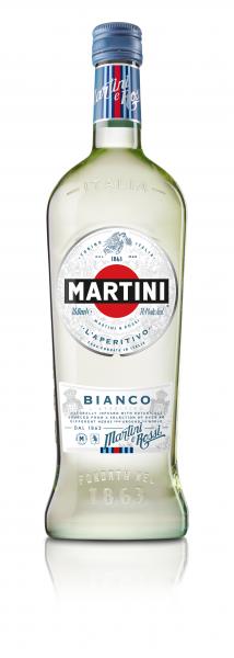 Martini Bianco, 0,75 Liter