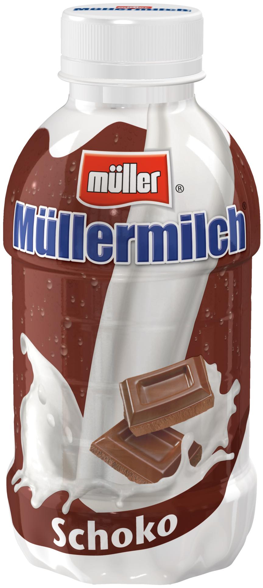 Müller Milch Produkte