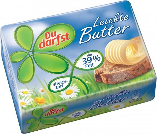 Du darfst leichte Butter, 250g