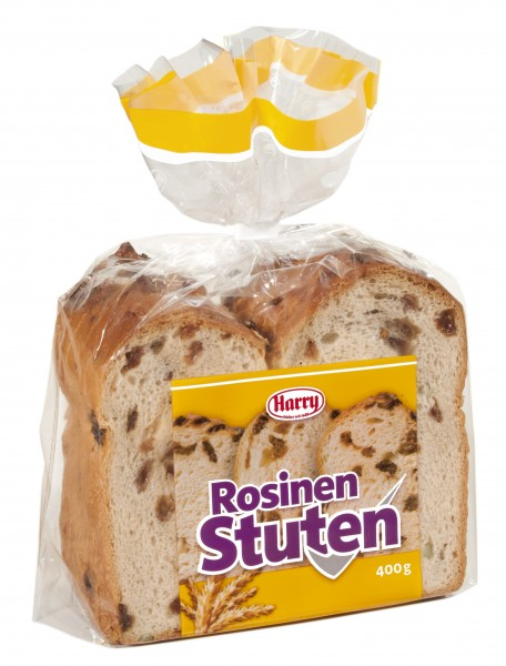 Harry Rosinen Stuten, 400g