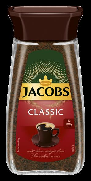 Jacobs Krönung Classic Instant, 100g