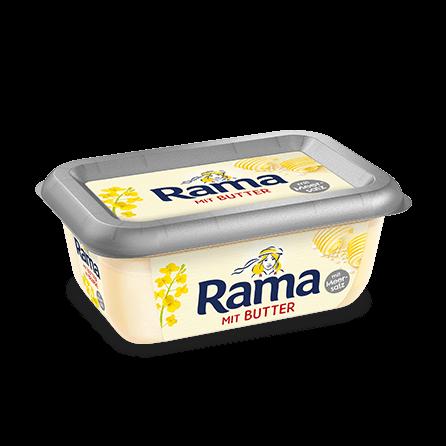 RAMA MIT BUTTER GESALZEN 225G