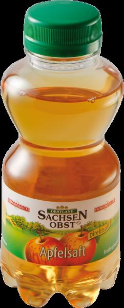Sachsenobst Apfelsaft, 0,33L