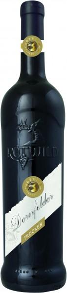 Rotwild Dornfelder trocken, 0,75L