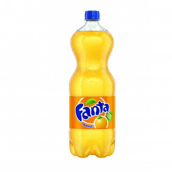 Fanta Orange, 1,5L | Erfrischungsgetränke | Alkoholfreie Getränke ...