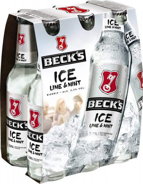 BECKS ICE 6X0,33L