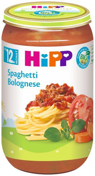 BIO HIPP SPAGH. BOLOGN.250G