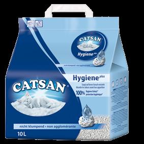 Catsan Hygienestreu, 10L