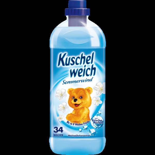 Kuschelweich Sommerwind 1L