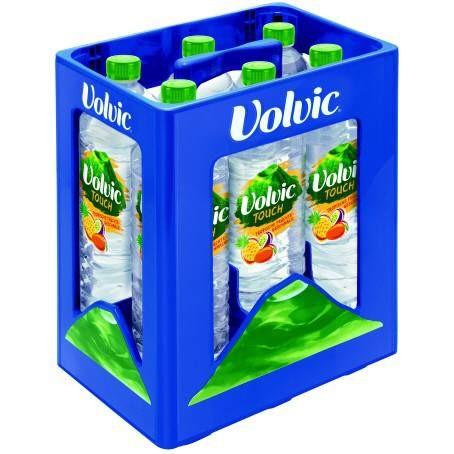 Volvic Touch Tropische Früchte, 6x1,5L