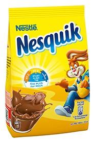 Nestlé Nesquik Kakao Nachfüllbeutel, 500g