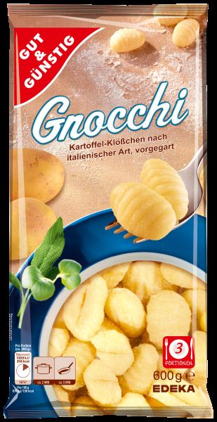 Gut & Günstig Gnocchi, 600g