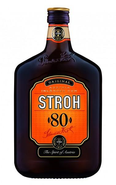 Stroh 80 Inländer Rum, 0,5L